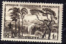 Guinée Française N° 158 + 160 + 163  XX , Série Courante : Les 3 Valeurs Sans Charnière,  TB - Estonie