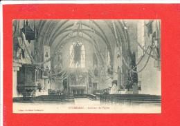 50 GUEHEBERT Cpa Animée Religieux Intérieur De L' Eglise        Edit C B C - Autres Communes