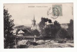70  RONCHAMP   Passerelle Sur Le Rahin - Unclassified