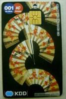 Télécarte  Japon - KDD -(1) - Télécartes