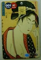 Télécarte  Japon - KDD -(2) - Télécartes