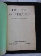 Klein Seminarie Roeselare              Prijsuitrijking 1951-1952 - Libros, Revistas, Cómics