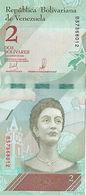 1000 BOLIVARES 1998 VENEZUELA Unc Banknote - Venezuela