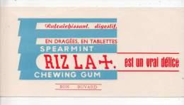 Buvard - Rizla + - Tobacco