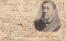 Paul Kruger, Président De La République Du Transvaal. C. Précurseur, Bol. 28.XI.1900/ Dest. Payerne - Personnages Historiques