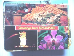 Singapore With Greetings - Singapore