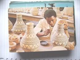 Zimbabwe Pottery - Zimbabwe
