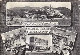 AA217- Pensione Ristorante Bar Miracervo - Cervo Ligure - Imperia  - F.g. Viaggiata - Imperia