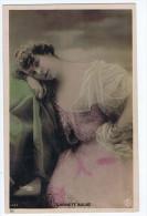 Garnett Aulas, Artiste 1900 , Photo Reutlinger , Sip 1467 - Entertainers