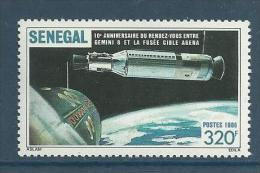 """Senegal YT 703 """" Spacial """" 1987 Neuf** - Senegal (1960-...)"""