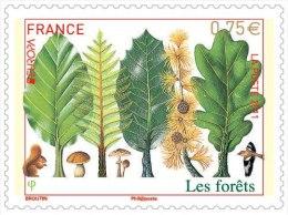 CEPT 2011 -France 1v - Paper -MNH** - 2011