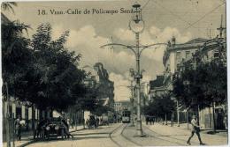 ESPAGNE VIGO CALLE POLICARPO SANZ 18 - Espagne