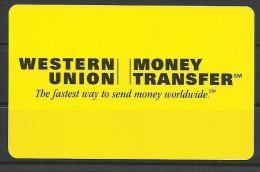 Western Union, Money Transfer,  2000. - Calendriers