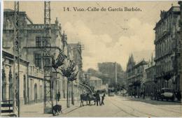ESPAGNE VIGO CALLE DE GARCIA BARBON14 - Espagne