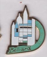 Transport RATP , Centre Bus , Belliard - Transports
