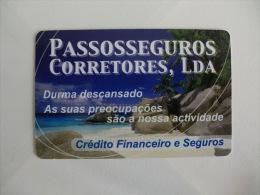 Insurance/ Assurances/ Seguros Passos Seguros - Portugal Portuguese Pocket Calendar 2004 - Calendarios