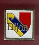 40529--Pin's.Dijon.cote D'or.. - Villes
