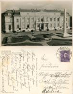 AK Magyarovar Königliches Bezirksgericht Heldendenkmal St. Veit An Der Gölsen Kir. Järásbiróság Hösi Emlékmü Ungarn HU - Ungarn