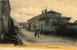 Nov14 656: Melay  -  Rue Neuve Des Pressoirs  -  De Neuvelle - France