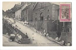 11172 -  Tananarive Les Quatre Chemins Le Théâtre - Madagascar