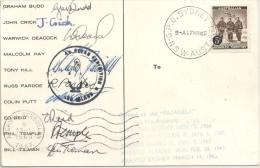 CEL293 - ANTARCTIQUE AUSTRALIEN - EXPEDITION HEARD ISLAND 1964/65