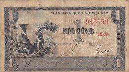 VIET NAM 1 MOT DONG 1955 - Viêt-Nam