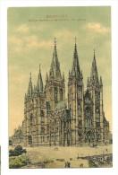 Koekelberg : Basilique Nationale du Sacr� Coeur (projet)