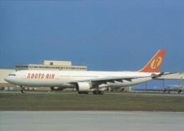 ROOTS AIR, A330-322, Unused Postcard [15245] - 1946-....: Moderne