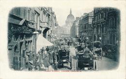 ROYAUME UNI - ENGLAND - LONDON - Fleet Street - Other
