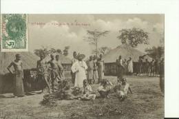 MALAWI1   --   NYASSA   --  VILLAGE DE N. D. DES ANGES - Malawi
