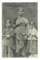 Jeunes Filles Indiennes - Asie