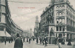 ROYAUME UNI - ENGLAND - LONDON - Holborn Circus - Other
