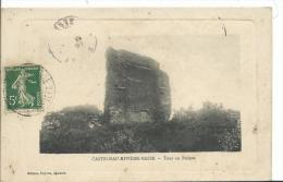 65 - HAUTES PYRENEES - CASTELNAU RIVIERE BASSE