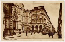 Napoli - Il Duomo - Formato Piccolo Non Viaggiata - Napoli (Naples)