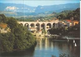 CPM 26 - Saint Nazaire En Royans - Le Lac - Le Village - La Chaine Du Vercors - Sin Clasificación