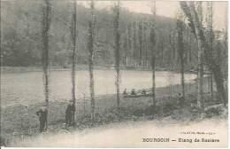 CPA 38 - Bourgoin - Etang De Rosière - Bourgoin