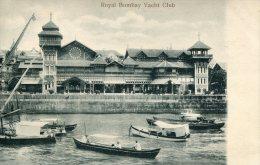 INDIA -  Royal Bombay Yacht Club - India