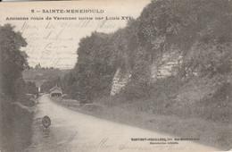 Dép. 51 - SAINTE-MENEHOULD - Ancienne Route De Varennes Suivie Par Louis XVI. Ed. Martinet-Heuillard. N°5 - Sainte-Menehould