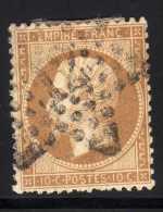 ETOILE DE PARIS - Marcophilie (Timbres Détachés)
