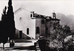 MENTON : Notre Dame De L´Annonciade : Vision Ancienne Du Monastère - Menton