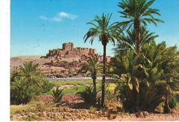 1331. Route OUARZAZATE -- ZAGORA-- Kasbah De Tifoultout - Morocco