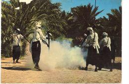 ALGERIE.  EL-OUED (flamme) La Ville Aux Mille Coupoles - El-Oued