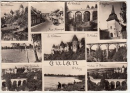 18 - Culan - Multi-vues - Editeur: Lys N° 02 - Culan