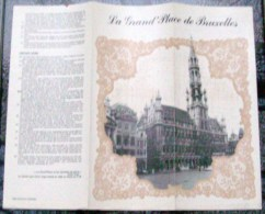 BELGIUM-LE GRAND PLACE DE BRUSSELS - Cartes