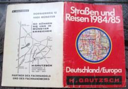 GERMANY-REISEN REVUE - Autres