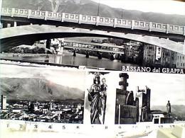 BASSAN DEL GRAPPA VEDUTE E MADONNA  VB1958  EP12295 - Treviso