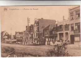 Koksijde, Coxyde Bains, l'Avenue du Kursaal  (pk15462)