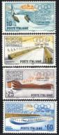 Giochi Olimpici Invernali - 1956 - Serie Di 4 Valori (Sassone 793/96) MNH** - 1946-60: Nuovi