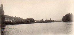 CPA VILLENNES - VUE DE MEDAN - Villennes-sur-Seine