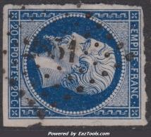 PC 2851 (Schirmeck, Vosges (82)), Cote 8.55€ - 1849-1876: Classic Period